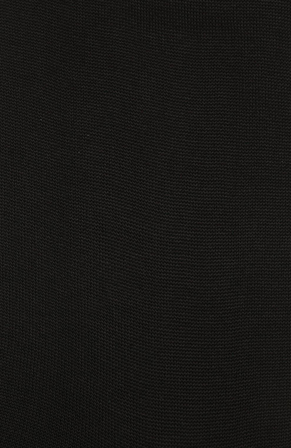 Мужские хлопковые носки ZIMMERLI черного цвета, арт. 2501 | Фото 2 (Кросс-КТ: бельё; Материал внешний: Хлопок; Статус проверки: Проверено)