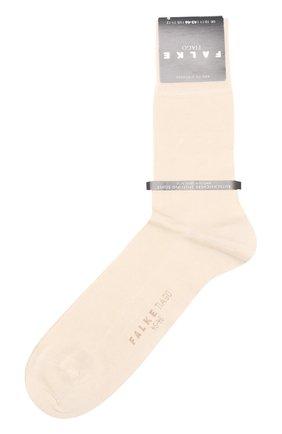 Мужские хлопковые носки tiago FALKE кремвого цвета, арт. 14662 | Фото 1