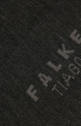 Мужские хлопковые носки tiago FALKE серого цвета, арт. 14662 | Фото 2