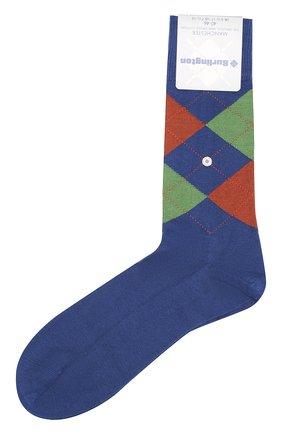 Хлопковые носки Manchester | Фото №1
