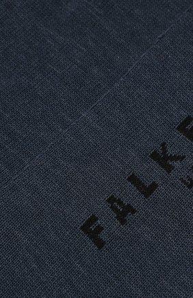 Мужские хлопковые носки tiago FALKE синего цвета, арт. 14662 | Фото 2