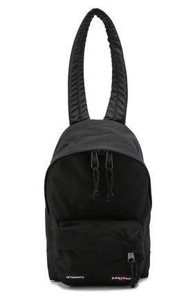 Текстильный рюкзак Vetements X Eastpack   Фото №1