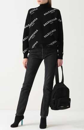 Текстильный рюкзак Vetements X Eastpack   Фото №2