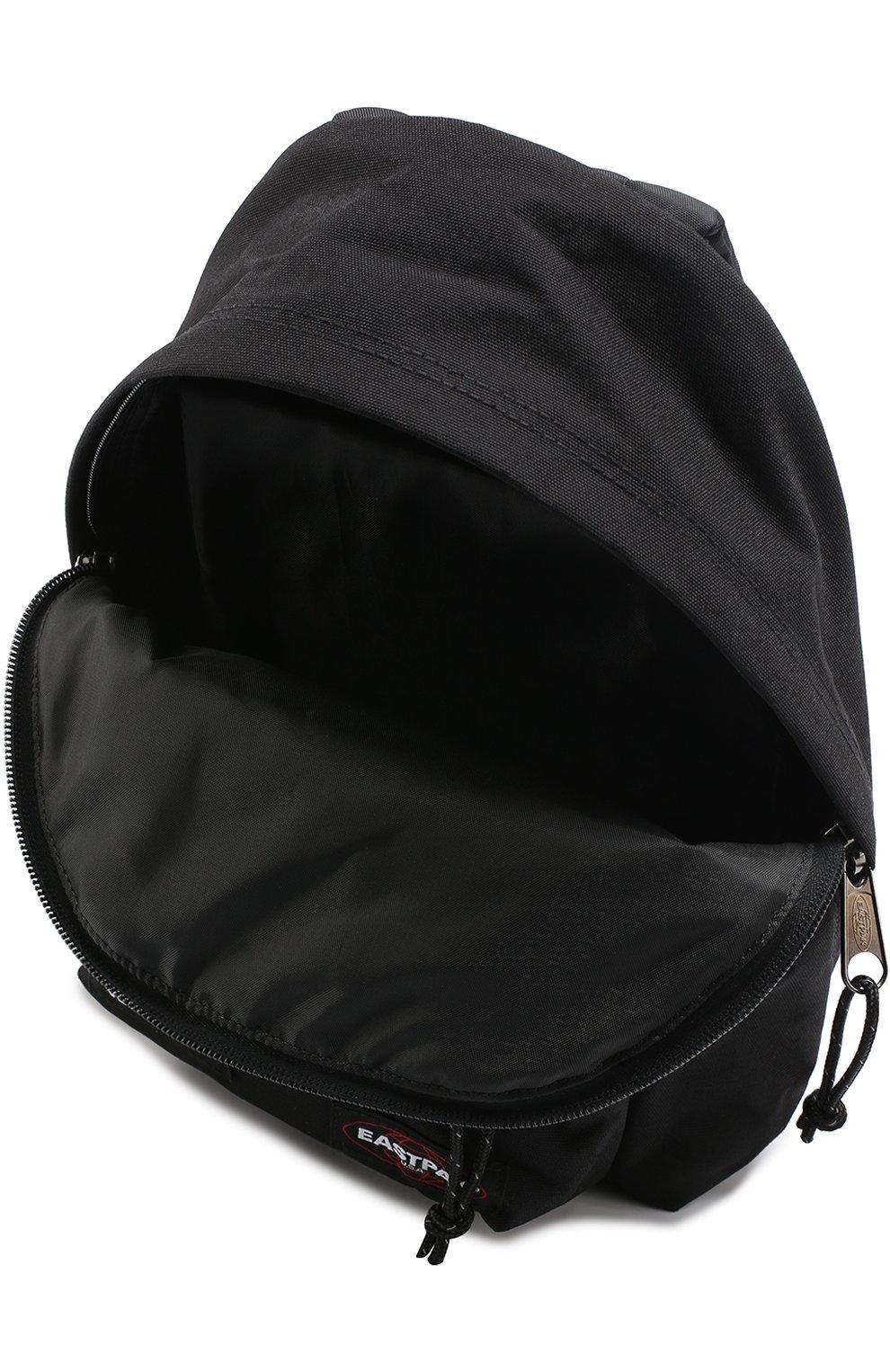 Текстильный рюкзак Vetements X Eastpack   Фото №4