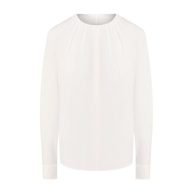 Шелковая блузка BOSS