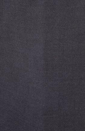 Мужские шелковые носки ZIMMERLI темно-синего цвета, арт. 2561 | Фото 2