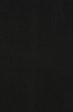 Мужские шелковые носки ZIMMERLI черного цвета, арт. 2561 | Фото 2