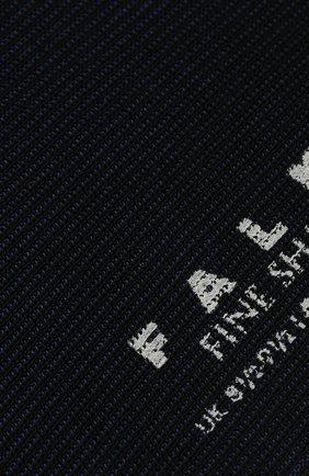 Мужские хлопковые носки fine shadow FALKE фиолетового цвета, арт. 13141 | Фото 2