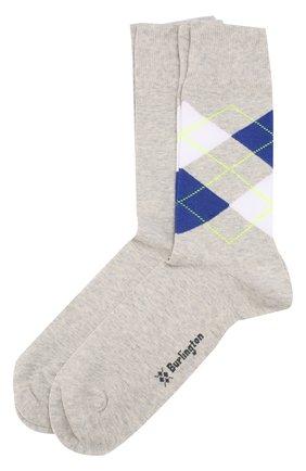 Комплект из двух пар хлопковых носков | Фото №1