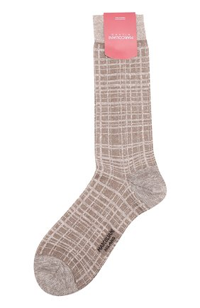 Носки из смеси льна и хлопка | Фото №1