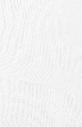 Мужские хлопковые подследники FALKE белого цвета, арт. 14624 | Фото 2 (Материал внешний: Хлопок; Статус проверки: Проверено; Кросс-КТ: бельё)