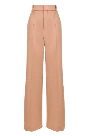 Расклешенные брюки со стрелками