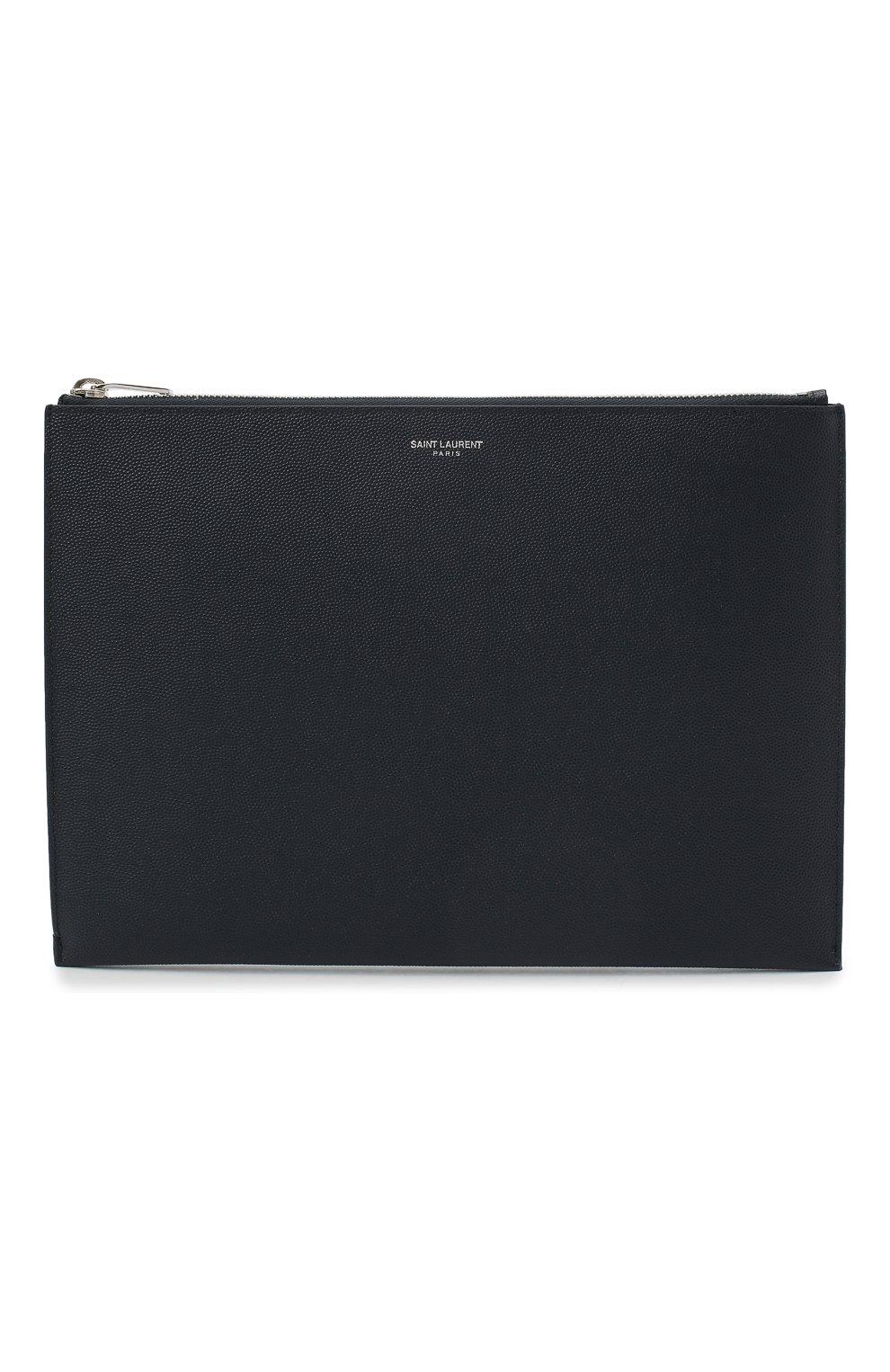 Кожаный чехол для iPad на молнии | Фото №1