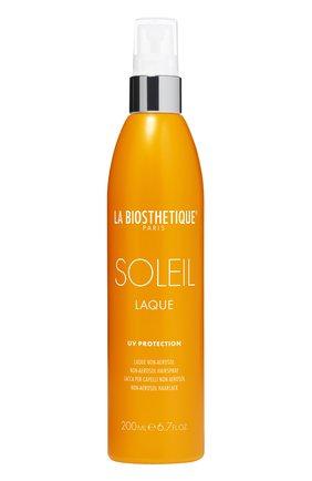 Неаэрозольный лак для волос с водостойкими UV-фильтрами La Biosthetique   Фото №1