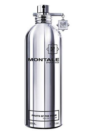 Парфюмерная вода fruit of the musk MONTALE бесцветного цвета, арт. 3760260452311   Фото 1