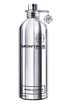 Мужской парфюмерная вода wood & spices MONTALE бесцветного цвета, арт. 3760260452144 | Фото 1