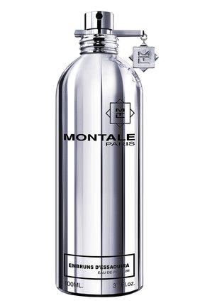 Мужской парфюмерная вода embruns d'essaouira MONTALE бесцветного цвета, арт. 3760260451864 | Фото 1