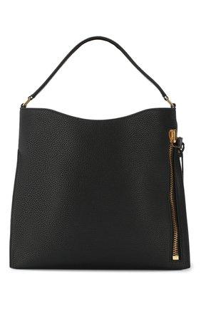 Женская сумка-тоут alix TOM FORD черного цвета, арт. L0810T-CD6   Фото 1