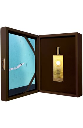 Парфюмерная вода Shams NarciIssus в кожаном кофре | Фото №1