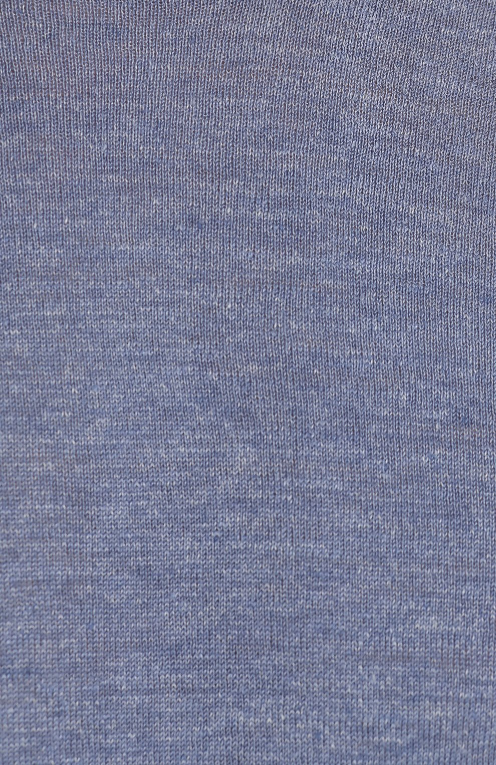 Джемпер тонкой вязки из смеси льна и шелка | Фото №5