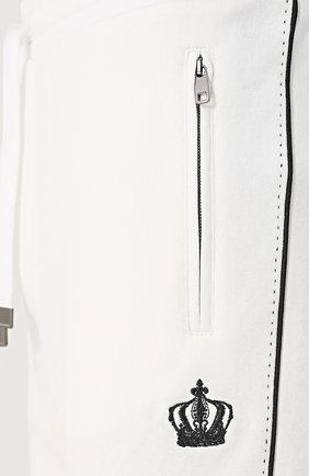 Хлопковые джоггеры с карманами | Фото №5