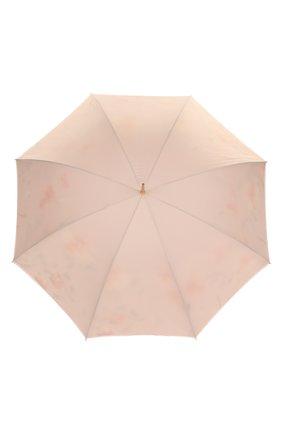 Зонт-трость с кристаллами Swarovski на ручке | Фото №1