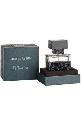 Парфюмерная вода Jewel for Him | Фото №1