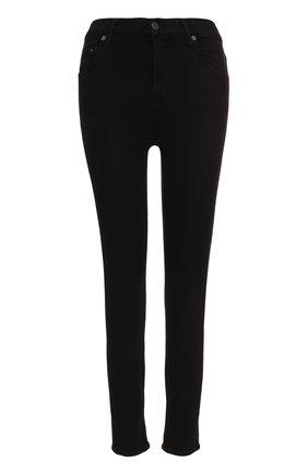Женские укороченные джинсы-скинни CITIZENS OF HUMANITY черного цвета, арт. 1487C-688 | Фото 1
