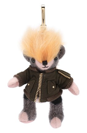 Брелок Thomas Bear в куртке с аппликацией Pallas Heads | Фото №1