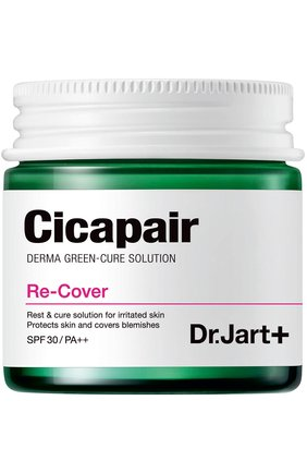 Восстанавливающий крем CiCapair Re-Cover SPF30/PA++ | Фото №1