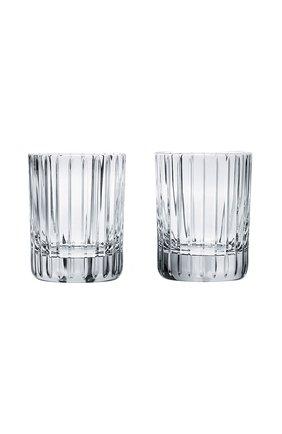 Набор из 2-х стаканов для виски harmonie №2 BACCARAT прозрачного цвета, арт. 1 845 261   Фото 1
