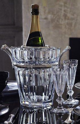 Ведро для шампанского Moulin Rouge с посеребрением Baccarat #color# | Фото №1