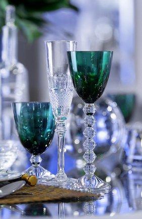Мужского фужер для вина vega BACCARAT зеленого цвета, арт. 2 100 906 | Фото 2