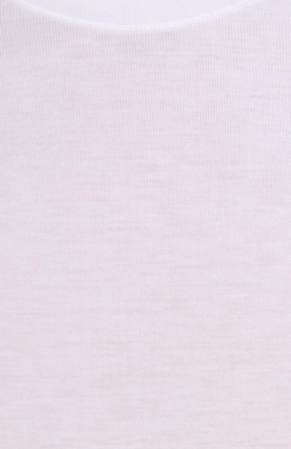 Джемпер из вискозы тонкой вязки   Фото №5