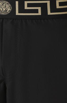 Плавки-шорты с широкой резинкой | Фото №5