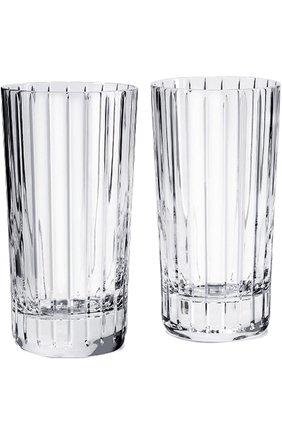 Мужского набор из 2-х стаканов для сока harmonie BACCARAT прозрачного цвета, арт. 2 810 595 | Фото 1