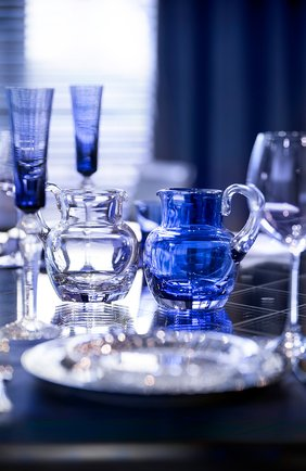 Мужского кувшин mosaique BACCARAT синего цвета, арт. 2 811 235 | Фото 2