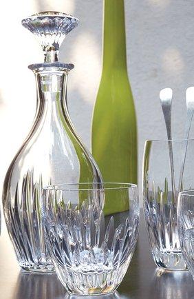 Мужского набор из 2-х стаканов для воды massena BACCARAT прозрачного цвета, арт. 2 811 294 | Фото 2