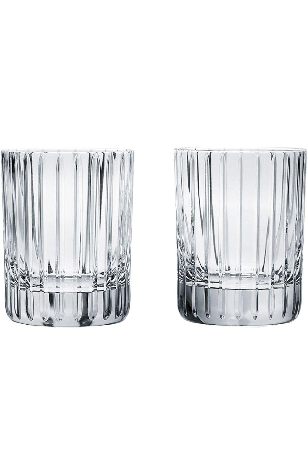 Набор из 2-х стаканов виски № 1 harmonie BACCARAT прозрачного цвета, арт. 2 811 298 | Фото 1 (Ограничения доставки: fragile-2; Статус проверки: Проверена категория)
