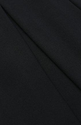 Детская юбка с широким поясом и защипами ALETTA темно-синего цвета, арт. AF555086NL/4A-8A | Фото 2