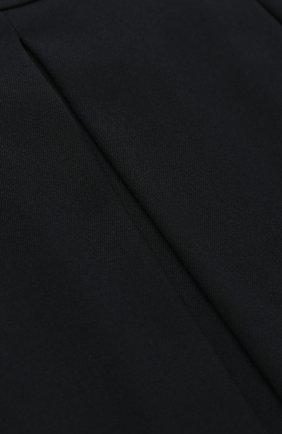 Детская юбка с защипами ALETTA темно-синего цвета, арт. AF555086NL/9A-16A | Фото 2
