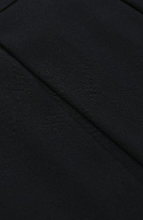 Детская юбка с широким поясом и защипами ALETTA темно-синего цвета, арт. AF555086NLL/9A-16A | Фото 2