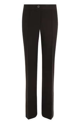 Расклешенные брюки со стрелками | Фото №1