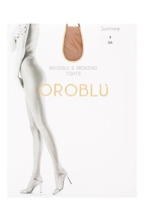 Женские капроновые колготки OROBLU светло-бежевого цвета, арт. V0BC01032 | Фото 1