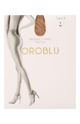 Женские капроновые колготки OROBLU бежевого цвета, арт. V0BC01136 | Фото 1