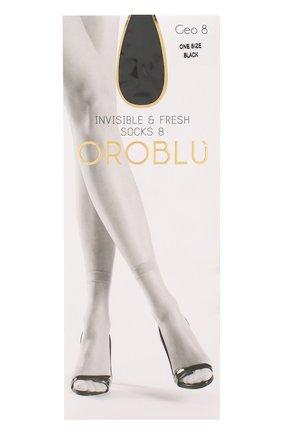 Женские капроновые носки OROBLU черного цвета, арт. V0BC01385 | Фото 1