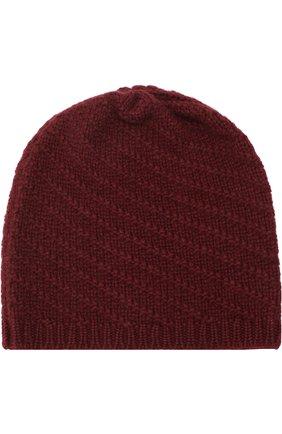 Вязаная шапка из кашемира   Фото №1