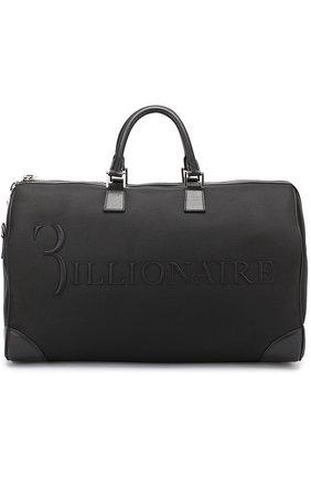 Текстильная дорожная сумка с плечевым ремнем   Фото №1