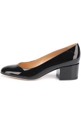 Лаковые туфли Virginia   Фото №3