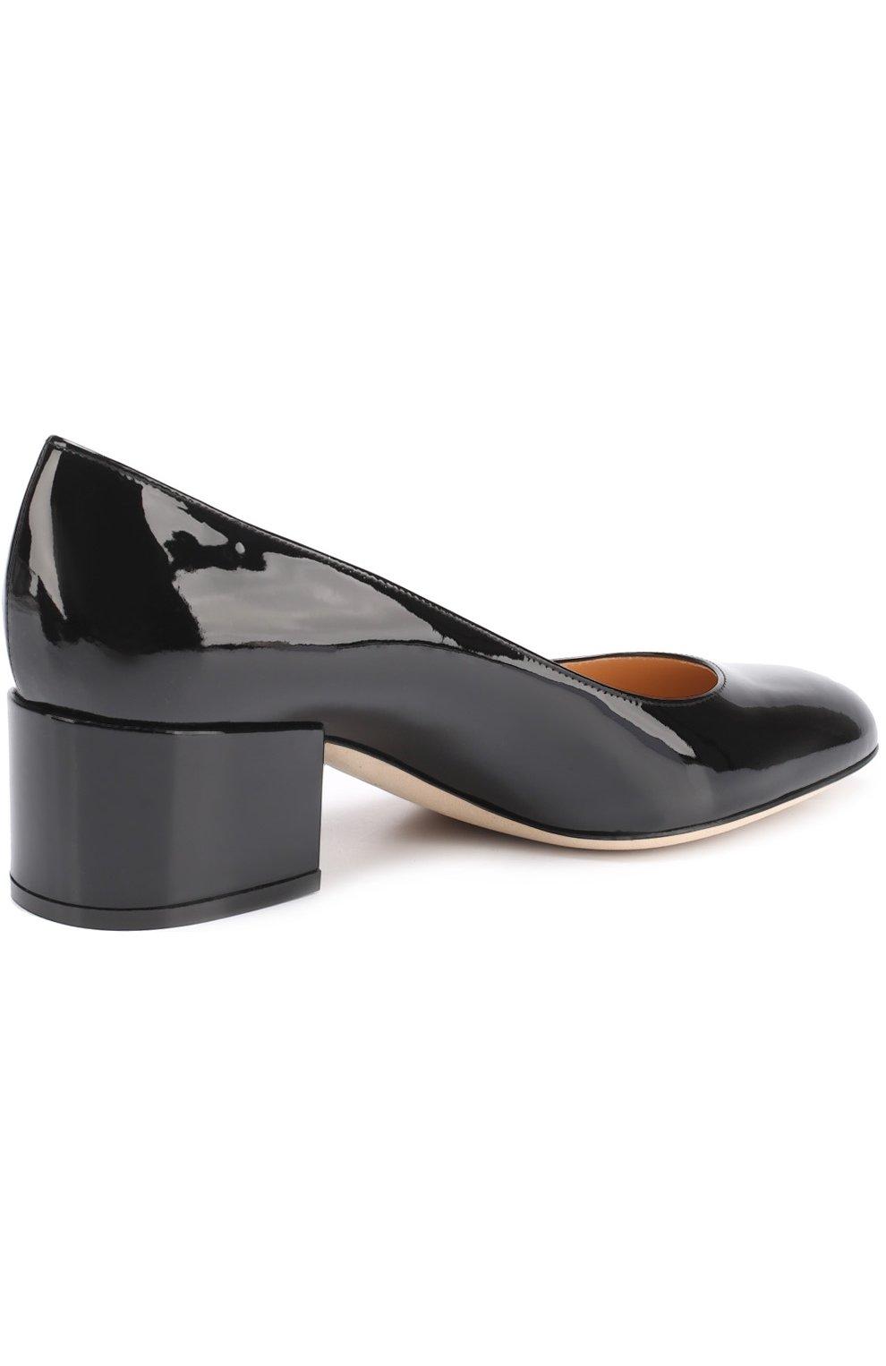 Лаковые туфли Virginia   Фото №4